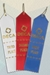 Conference Ribbons - Pkg of 25 - DEC-DRIBBONS