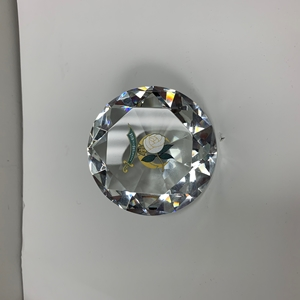 Crystal Diamond with Logo