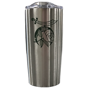 Daughters of the Nile 20 Ounce Stainless Steel Tumbler yeti, cheap yeti, personalized