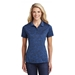 Ladies Electric Heather Polo - AWA-LST590