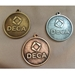 "Medals - DECA, 2"" or 1.5"" - DEC-D2, D1"