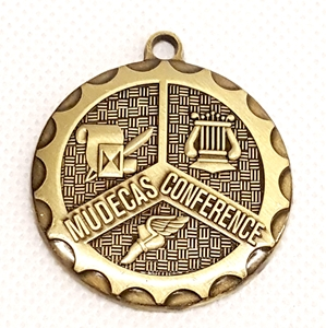 Mudecas Conference Gold Medal
