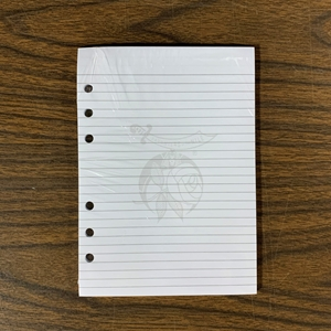 Notebook - Filler Sheets