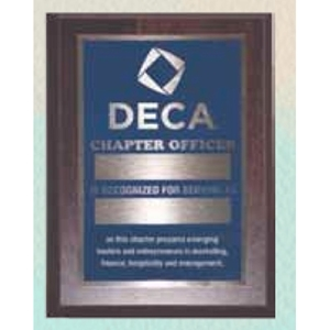 Plaque - Chapter Officer