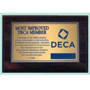 Plaque - Most Improved Member