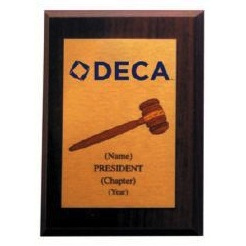 Plaque - Officer Recognition Plaque