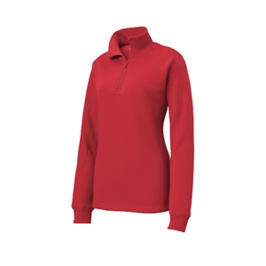 Sport-Tek® 1/4-Zip Sweatshirt - Ladies