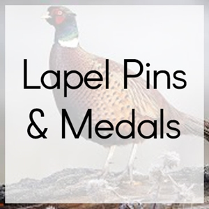 Quail Forever First Bird Lapel Pin