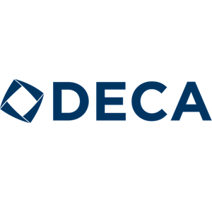 DECA ICDC Duplicate Trophy