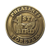 Pheasants Forever First Bird Lapel Pin - PHF-FRBPPHF